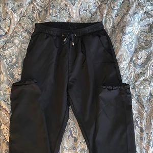 Pants - FINAL**Drawstring jogger pants